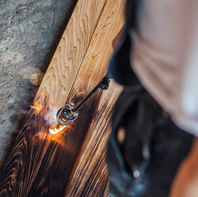 Timber Charring