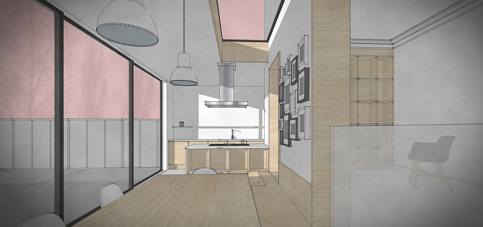 Southend proposed extension interior 2