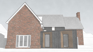 Planning submitted - Langford, Essex