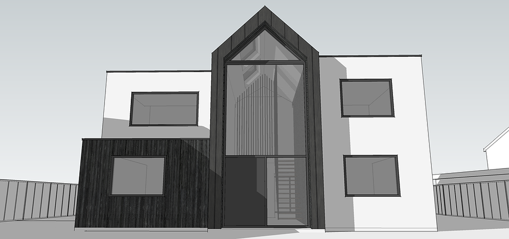 Concept front