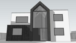 Concept - Bungalow Extension