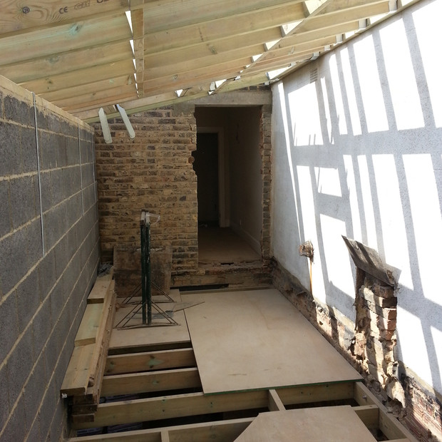 New first floor extension