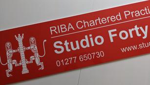 RIBA Signboards