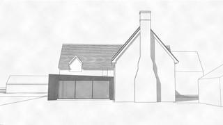 Concept - Rear Extension