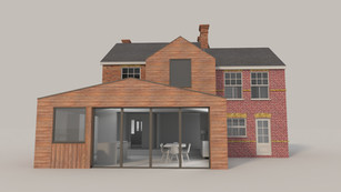 Planning submitted - Great Baddow, Essex