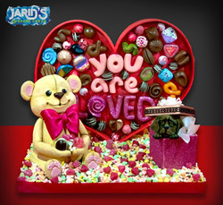 You Are Loved Edible Display