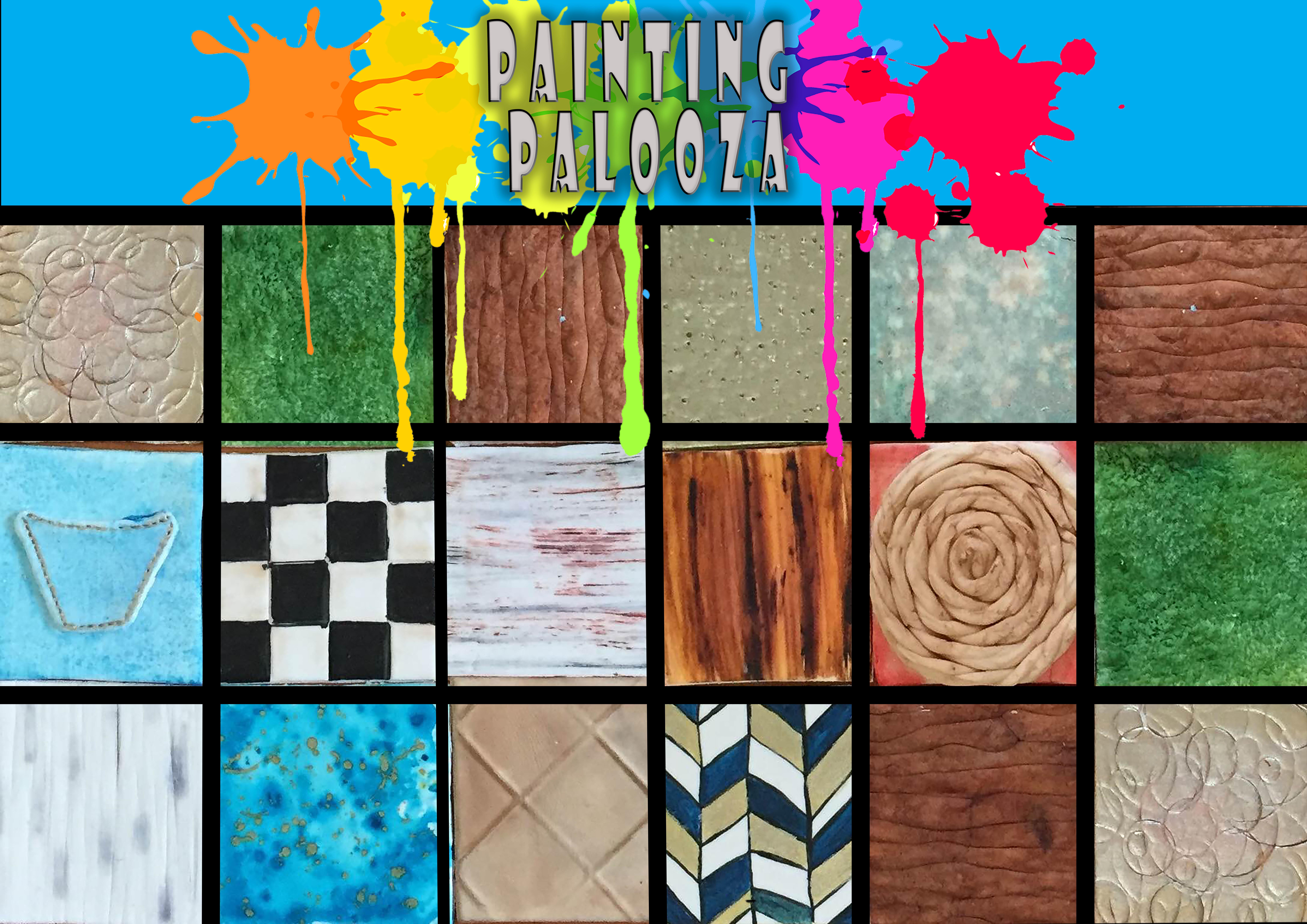 Painting Palooza