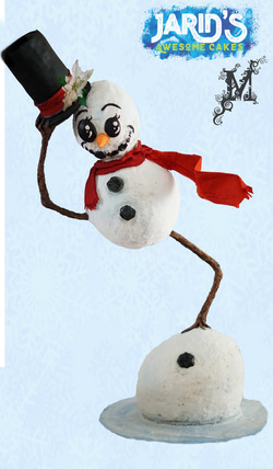 Snowman Class with Morsels by Mark