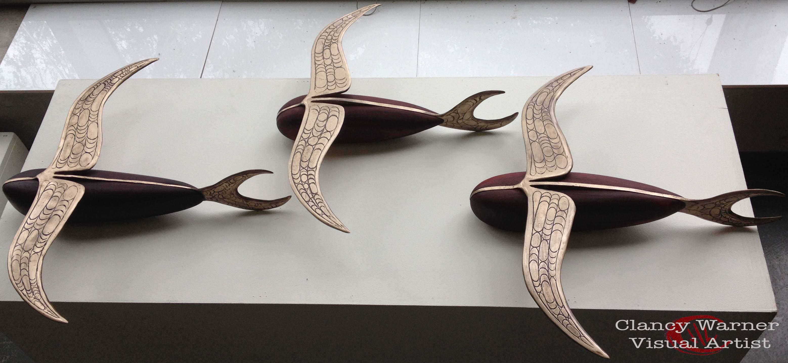 Flying Fish: The Elders (detail)