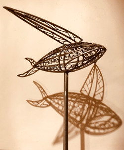 Flying Fish (maquette)
