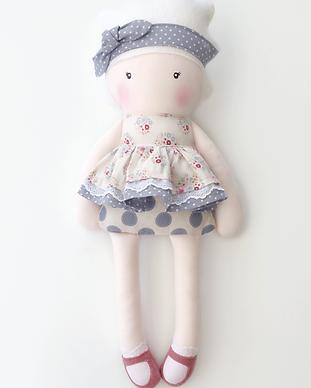 Muñeca del personaje Dulce