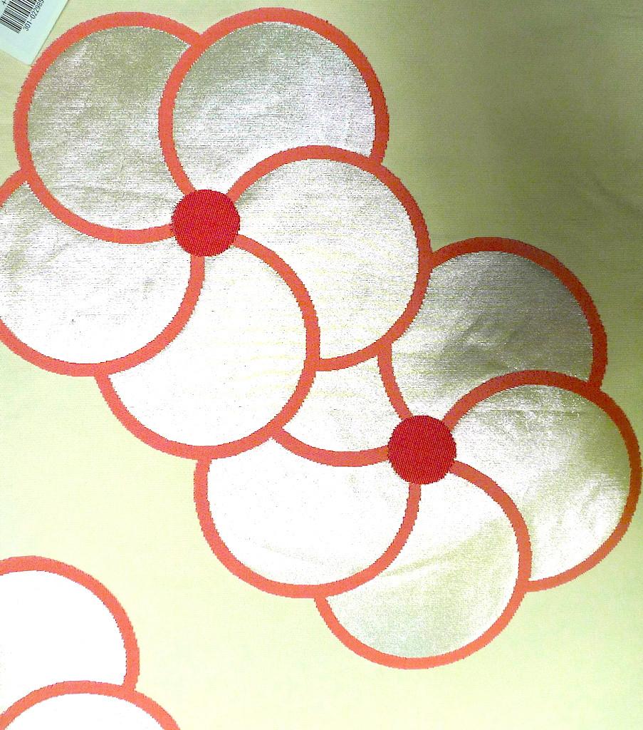 Neji-Ume motif japonais de fleurs de prunier