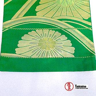 OBI   FUKURO OBI ANTIQUE   CEINTURE KIMONO JAPONAIS  