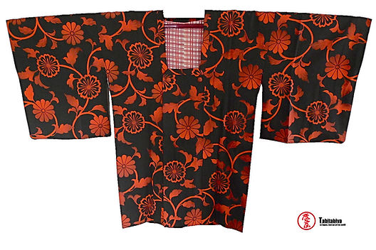 Haori veste pour Kimono Japonais Tabitab