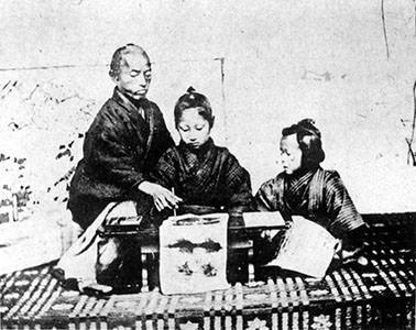 """Terakoya, photo extraite du site """"http://www.tanken.com/terakoya.html"""""""