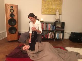 Anne Cordonnier, masseuse shiatsu et amma