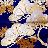 Ceinture obi pour kimono japonais traditionnel