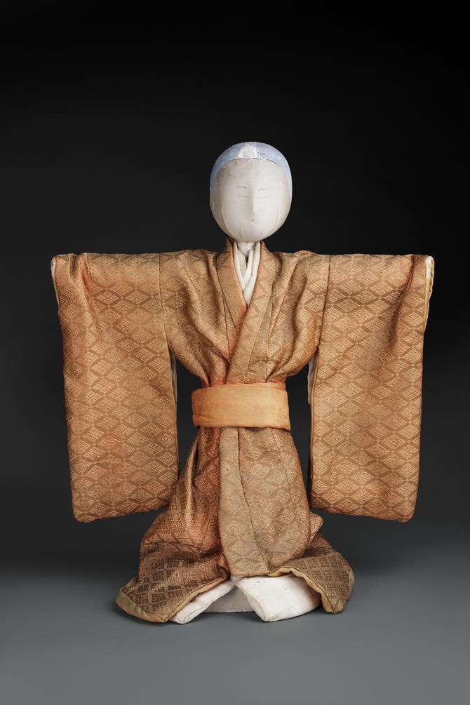 Amagatsu 天児, poupée japonaise protectrice pour les petits garçons