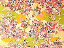 Tissus japonais teints à la main