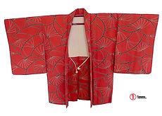 vestes haori d'occasion chinées au Japon