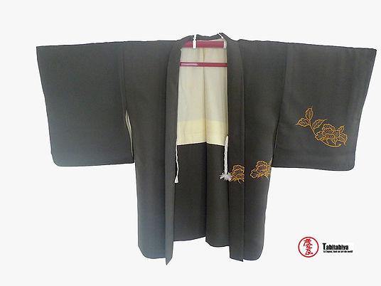 haori veste kimono femme