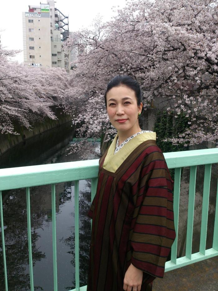 Kumiko Ishioka The Kimono Closet