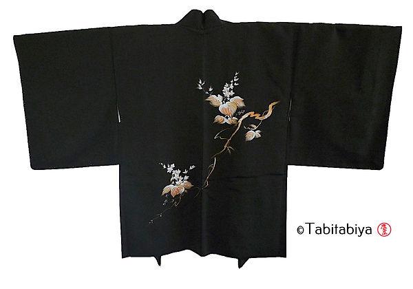 Veste kimono japonais femme Haori Tabita