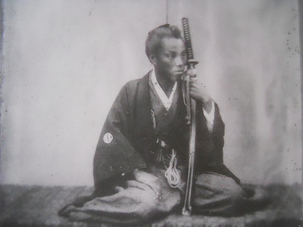 photo du samouraï Yoshida Youtokou 吉田 庸徳, mort de maladie en 1880