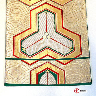 OBI | FUKURO OBI ANTIQUE | CEINTURE KIMONO JAPONAIS |