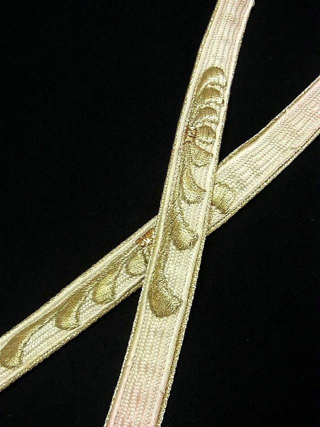 photo de obijime accessoire pour kimono kitsuke
