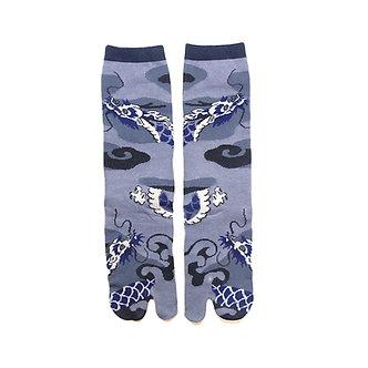 Chaussettes japonaises tabi homme
