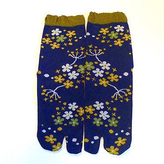 chaussettes tabi japonaises femme