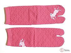chaussettes japonaises tabi à doigts de pieds séparés