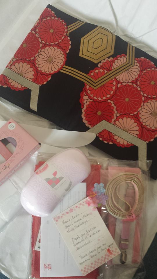 accessoires pour kimono kitsuke Tabitabiya boutique japonaise