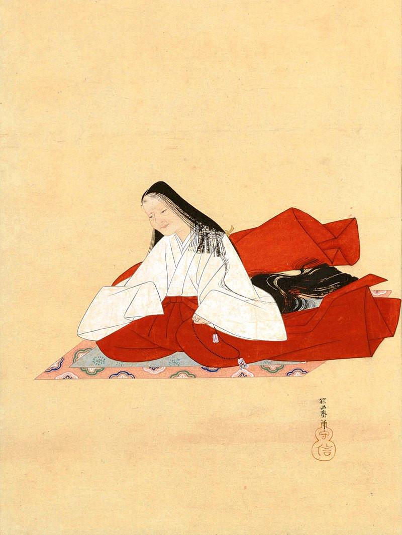 Dame Kasuga-no-Tsubone, nourrice de Iemitsu Tokugawa