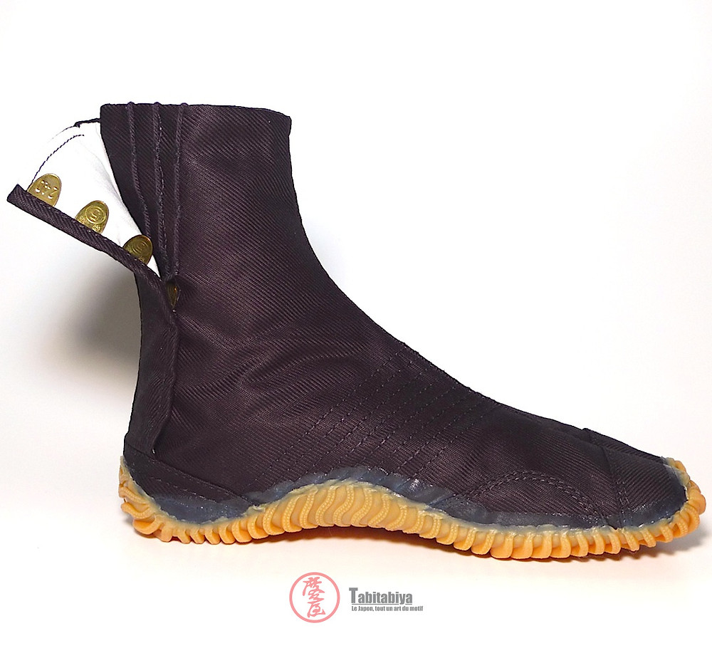chaussures japonaises jikatabi Tabitabiya boutique japonaise