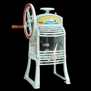 la machine à piler la glace pour faire des kakigori