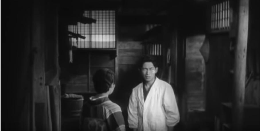 """Film """"Les masseurs et une femme"""" de Shimizu Hiroshi"""