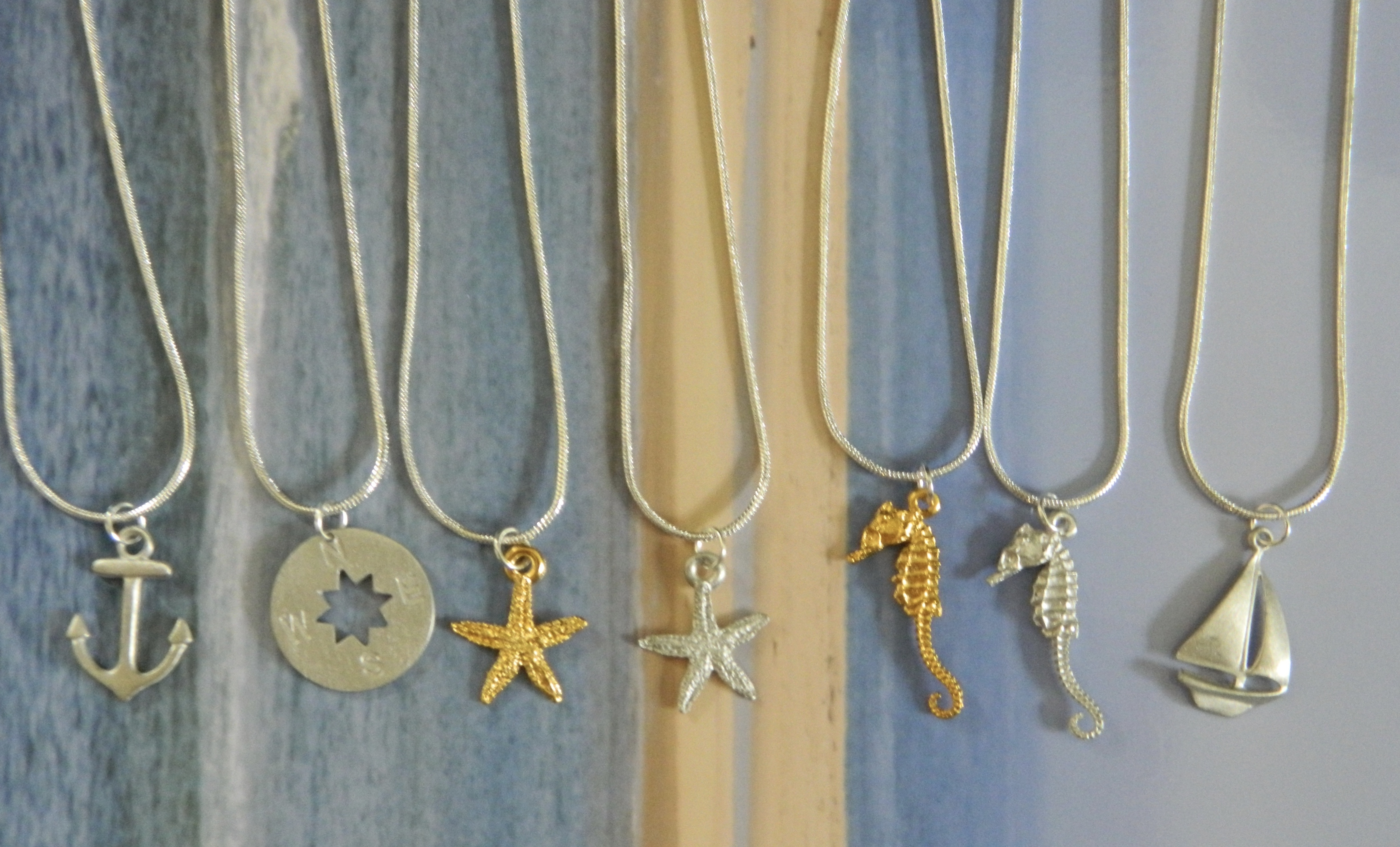 New! Children's necklaces CNSP