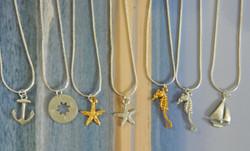 New! Children's necklaces CNSP