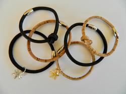 5 mm cork bracelets