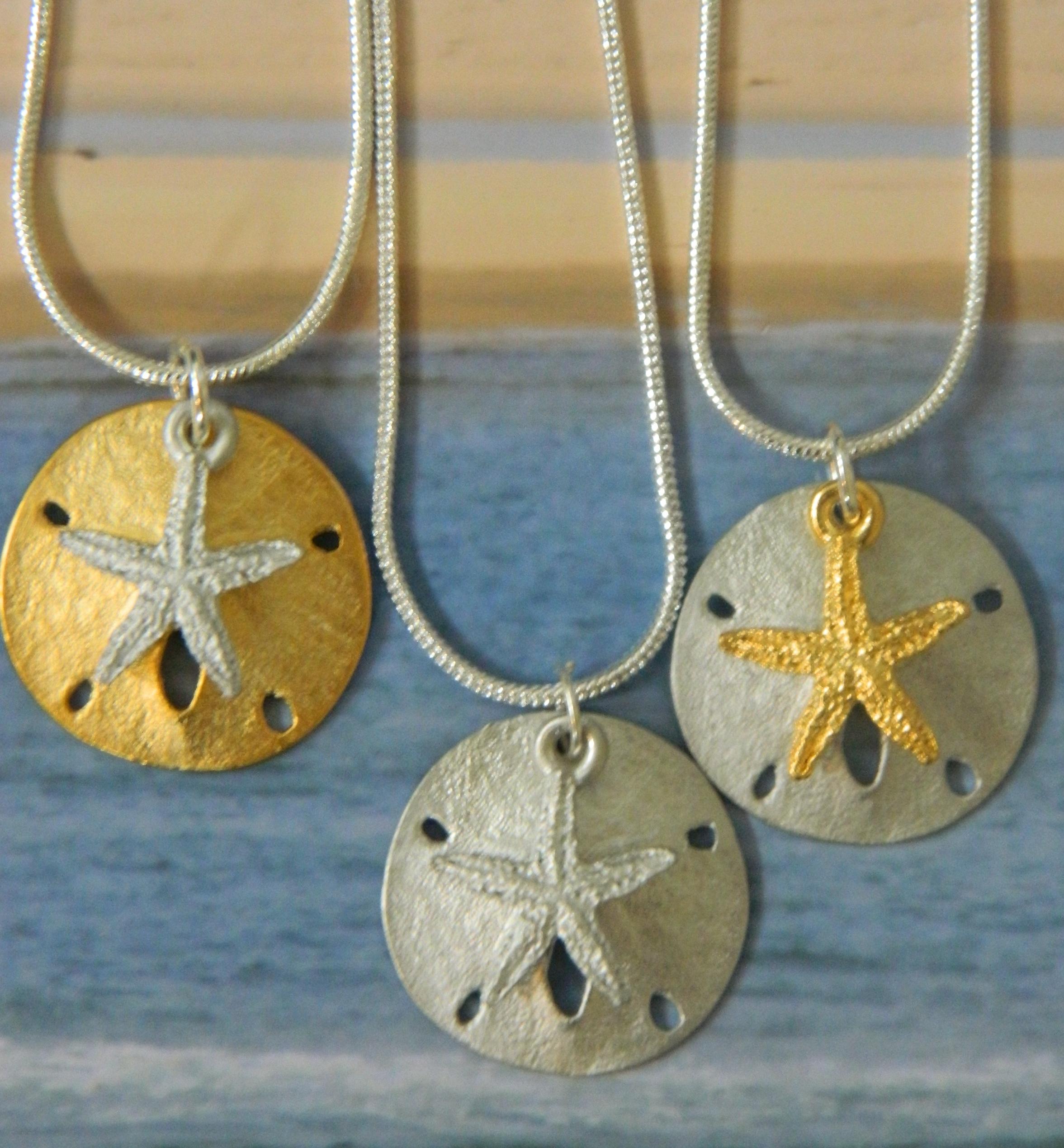 Sand Dollar and Starfish Combo