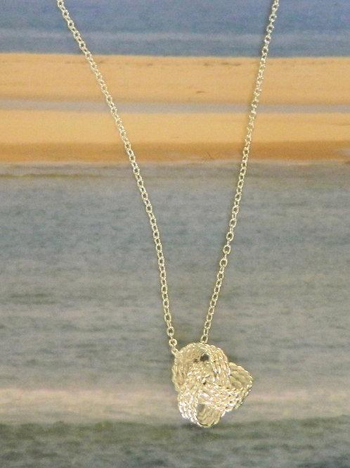 Sailors Knot Necklace