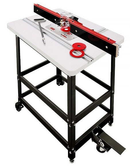 Woodpeckers Premium Router Table Package