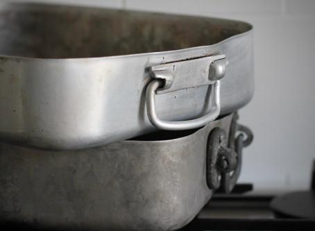 Pentole e padelle: alluminio o acciaio?