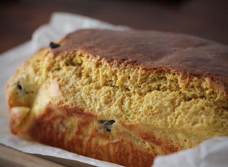 Lievito e temperatura   pane con farina di ceci e olive