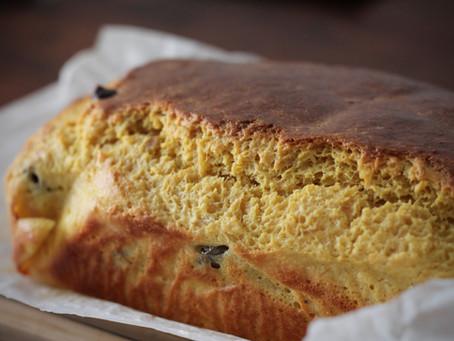 Lievito e temperatura | pane con farina di ceci e olive