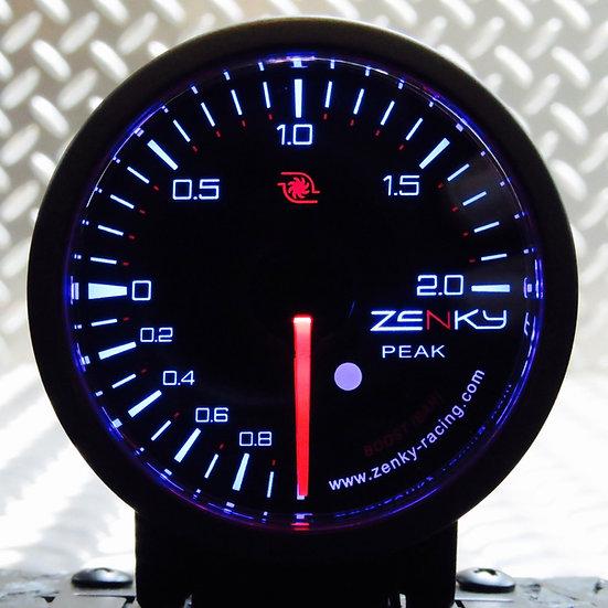 Manomètre Pression de Turbo 2 BAR - Série PRO 3 | 52 mm | 150 Couleurs