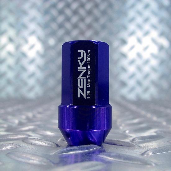 Ecrous de Roue - Aluminium Forgé - Z45 - 45 mm - Violet