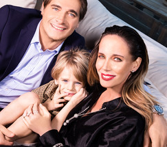 CAROLINA PRAT, RAMON Y GUILLERMO ANDINO